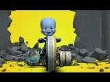 Megamind - Spot TV #2 - Baby Megamind VO|HD