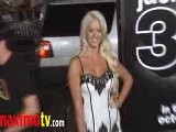 Maryse Ouellet At JACKASS 3D Premiere