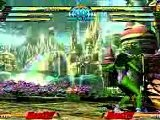 Marvel Vs Capcom 3: She-Hulk Gameplay Montage