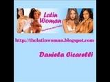 Latin Woman: Daniela Cicarelli