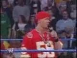 John Cena Raps To Torrie Wilson Sable