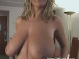 Ines Cudna -Busty - Table Dance