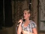 Jo Marie Dominiak Singt I Dreamed A Dream