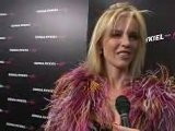 Eva Herzigova At Sonia Rykiel Pour H&M Party In Paris