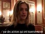 Natalia Vodianova Et Mélanie Laurent