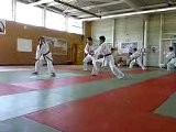 KATA KARATE DO SHOTOKAI ENFANT MARRON HEIAN GODAN
