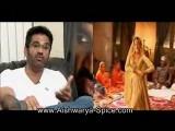 Making Of Umrao Jaan Pt.1-Aishwarya Rai Bachchan