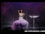 Dita Von Teese: Martini Glass Dance