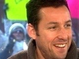NBC TODAY Show Adam Sandler 'Just Going