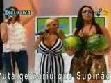 Andressa Soares VS Sheyla Hershey 20 10 2008