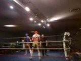 Boxe Thai COMBAT DE KEVIN POOT Act 1
