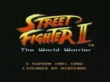 Pedro Et KK Testent Street Fighter II : The World Warrior