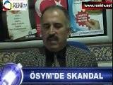 ÖSYM'DE SKANDAL