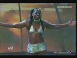 Shaniqua Vs Dawn Marie WWE Smackdown
