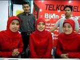 Perpisahan CS Telkomsel Branch Banda Aceh Februari 2010