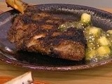 NBC TODAY Show South-of-the-border Pork Chops 'N' Apple Sauce