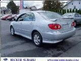 2006 Toyota Corolla For Sale In Allentown PA - Used