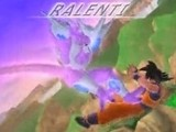 Dragon Ball Raging Blast 2 Goku VS Cooler