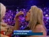 Torrie Wilson Gives Sable 'lap'dance