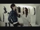Lee Min Ho & Jessica Gomes Cass Beer CF