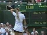 Mirjana Lucic Vs Steffi Graf Wimbledon 1999 SF
