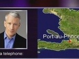 Charlie Rose Anderson Cooper Reports From Haiti
