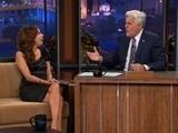 The Tonight Show With Jay Leno Eva Longoria Parker, Part 2
