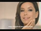 Evangeline Lilly And Eva Longoria French L'oreal Advert