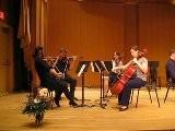 Rimsky-Korsakov, B-La-F Quartet, 1st Movement