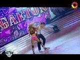 Sofia Zamolo Bailando Reggaeton