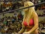 Tajiri With Torrie Wilson Vs. The Huricane With Torrie Wilso