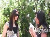 *DESIYOU PREMIERE* - THE AISHWARYA RAI BACHCHAN & ABHISHEK BACHCHAN INTERVIEW - LOS ANGELES