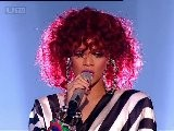 Rihanna - Whats My Name Live XFactor Final Show 11th Dec10