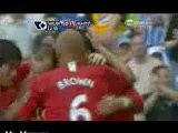 Rooney Gets Tripped, C. Ronaldo Penalty