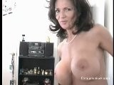 Deauxma Shows Tits And Ass MILF