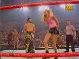 Raw 01 10 01 Tajiri & Torrie Wilson Vs Tazz & Stacy Keibler