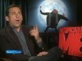 Steve Carell And Julie Andrews Talks About Despicable Me Movie
