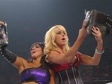 WWE Monday Night Raw Melina Vs. Unified Divas Champion Layla