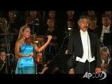Andrea Bocelli Incanta Il Duomo Di Milano. Quasi 4mila Gli Spettatori Al Concerto Per Haiti