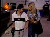 Tajiri & Torrie Wilson Arrives