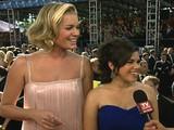 Rebecca Romijn &America Ferrera Int