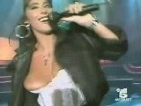 Sabrina Salerno - Oops - Nipple Slip