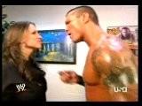 Stephanie McMahon Slaps Orton