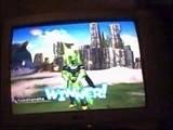 Moi Goku & Cell Vs Mon Frere Cooler & Broly