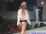 Rocio Guirao Diaz & Jesica Cirio Defilè Super Ass!