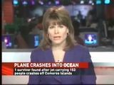 Teen Survives Plane Crash Into Indian Ocean