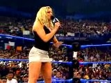 Trish Stratus Vs. Stephanie McMahon Build Up