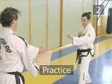 TaeKwon-Do: Double Jumping Kick Break