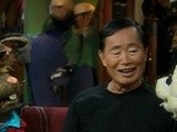 The Bronx Bunny Show George &#039 Sulu&#039 Takei And Dustin &#039 Screech&#039 Diamond