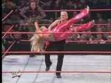 Lita & Torrie Wilson Vs Molly Holly & Stacy Rebellion 2001